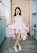 Ніжна сукня для дівчинки 5 років