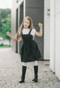Сарафан для школи на дівчинку