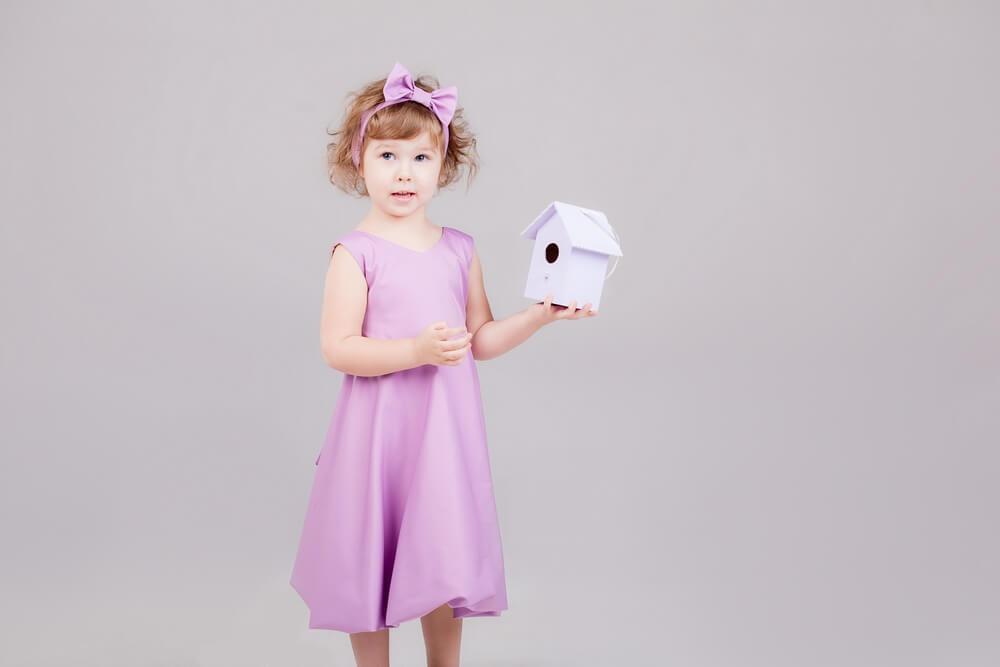 Фіолетове платтячко дівчинці  Сиреневое платье девочке ... 39bd8d5c0070e