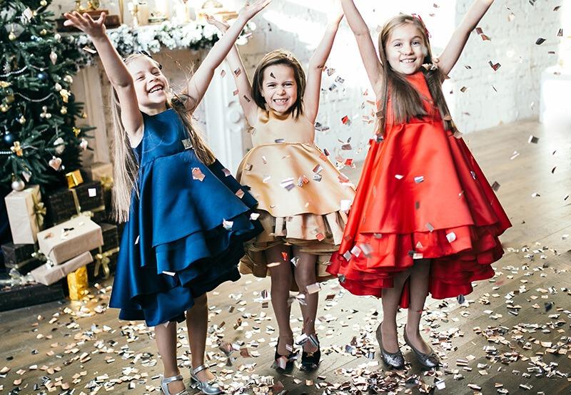 Самые красивые нарядные платья на девочек - интернет магазин нарядных платьев на девочек Malyna