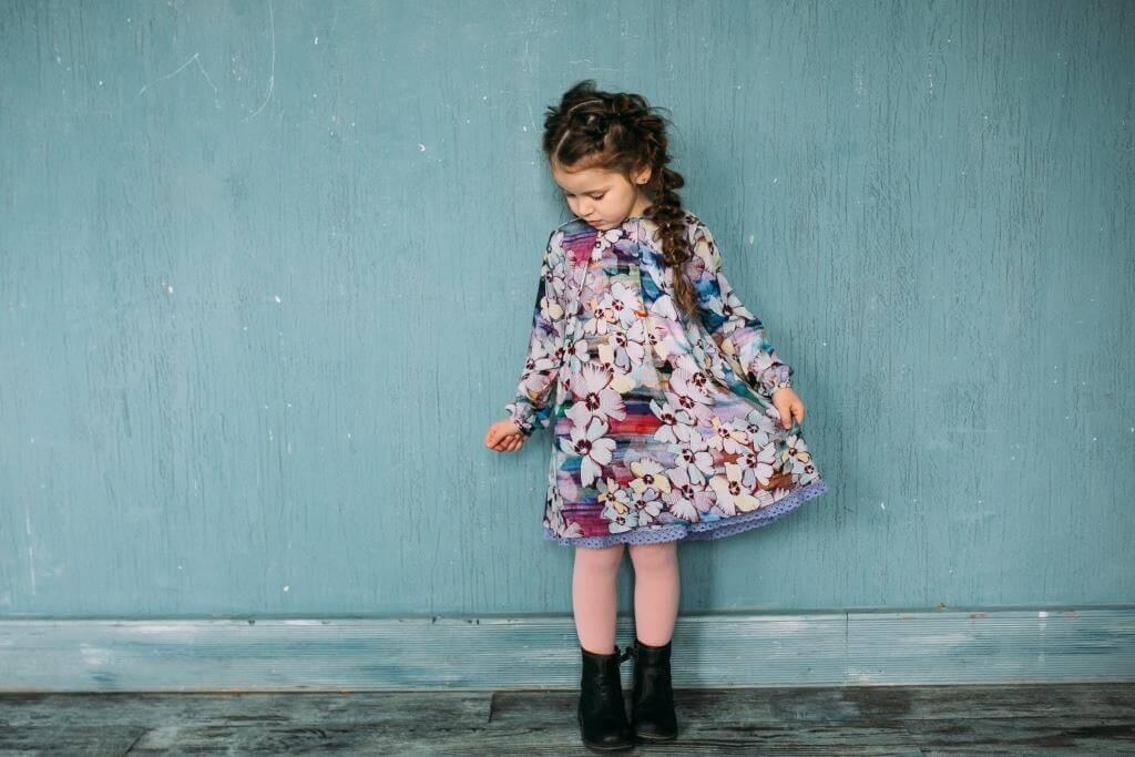 Колекція весняних суконь для дівчаток