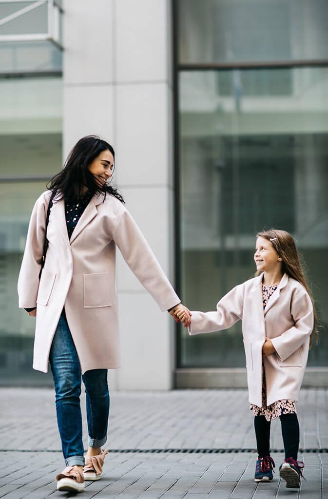 Пальто для девочек коллекция на сайте malyna.ua