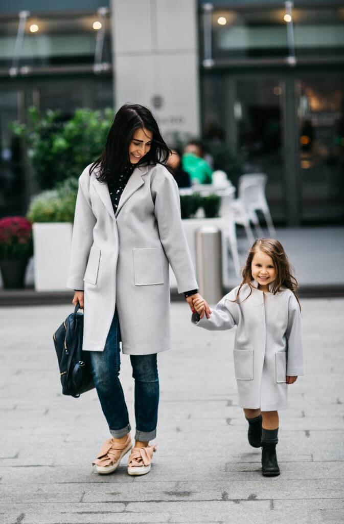 Коллекция пальт для девочек - интернет магазин Malyna