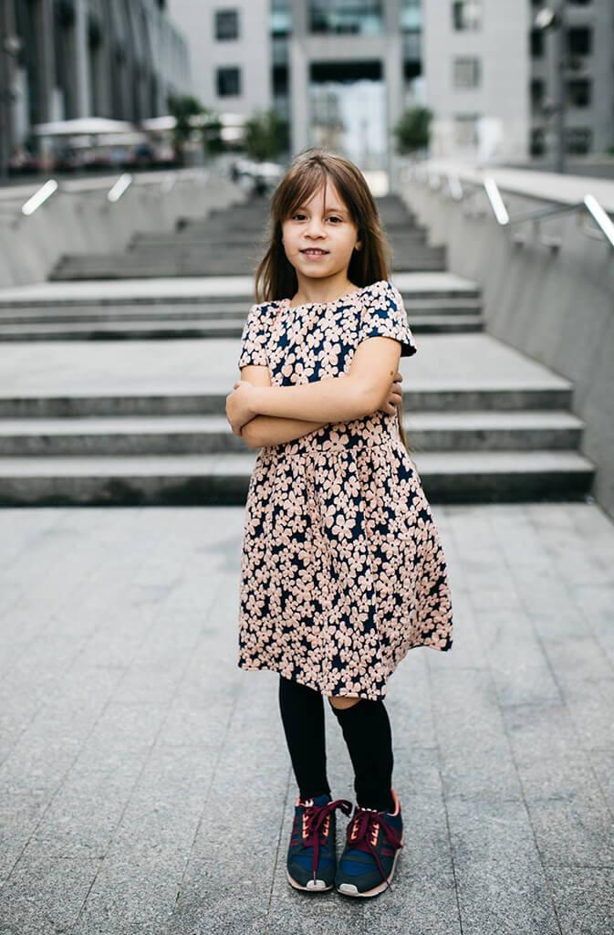 Нарядное платье на девочку 6 лет