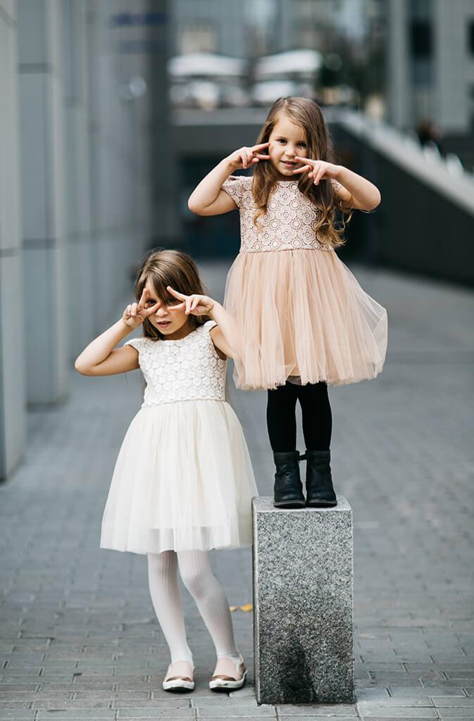 Вечерние платья на девочек - интернет магазин дестких платьев