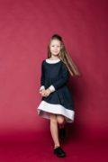 Сильна шкільна форма для дівчаток - нова колекція шкільних суконь