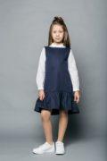 Шкільний одяг на дівчинку