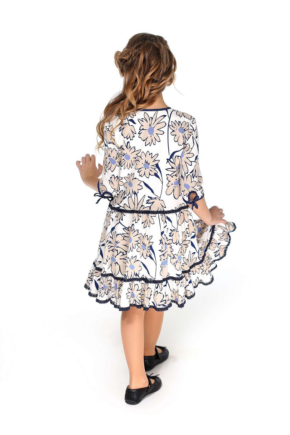 чарівна щоденна сукня на дівчинку