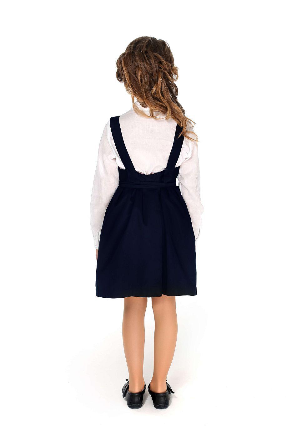 красивий шкільний одяг для дівчаток