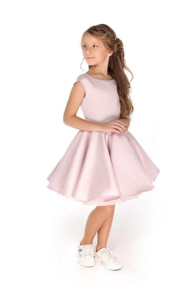 платья на выпусной девочкам в сад