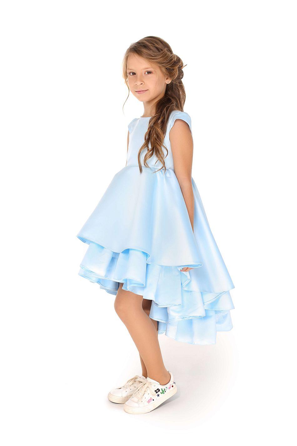 Нарядное платье девочке на выпускной в садик