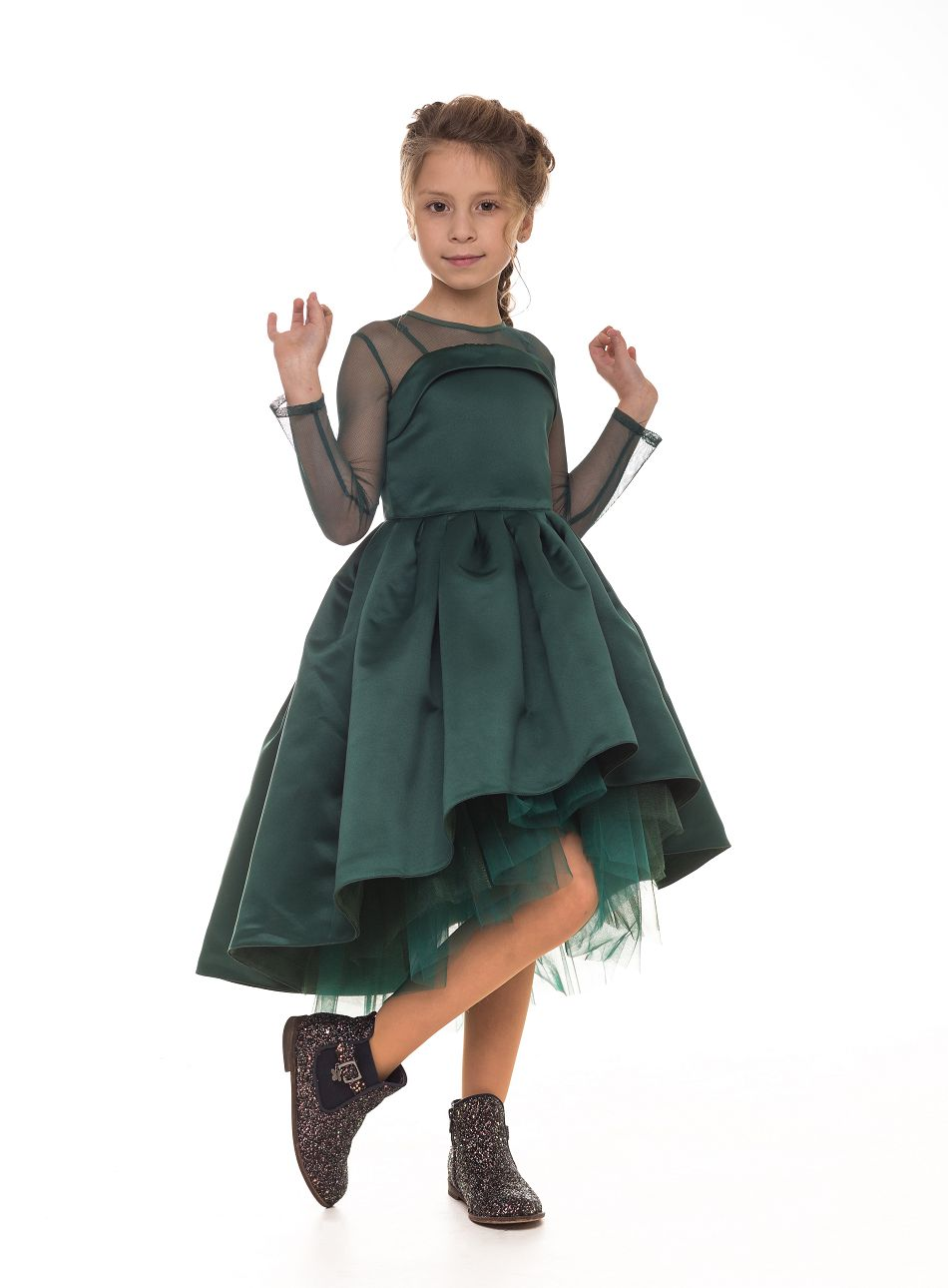 Святкові сукні для дівчаток. Стильні моделі дитячих суконь на свято ... 38e1c0cc72466