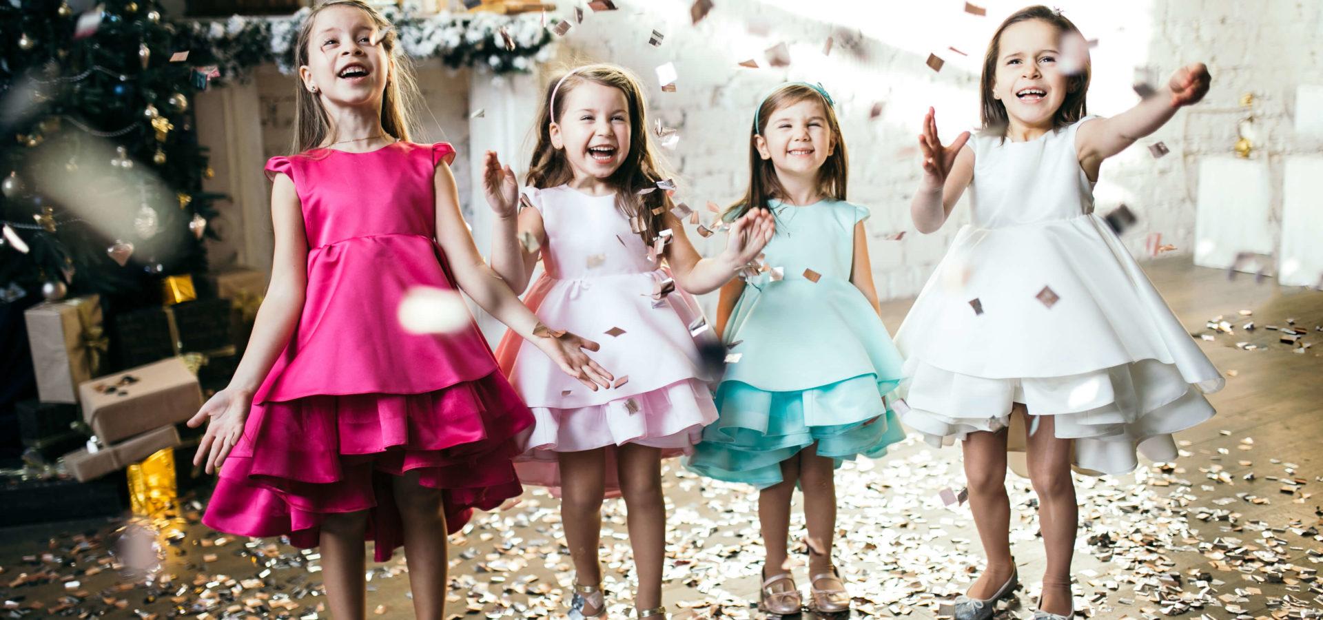 Святкові сукні для дівчаток Malyna