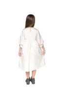 Белое платье на девочку очень нежное от Malyna