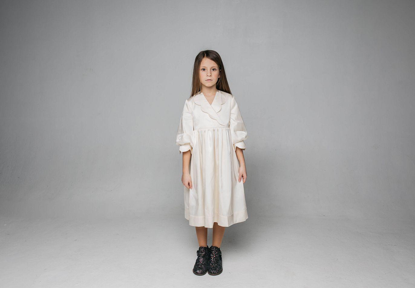 Святкова сукня на дівчинку від Malyna
