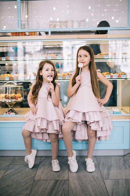 Святкові сукні для дівчаток від Malyna
