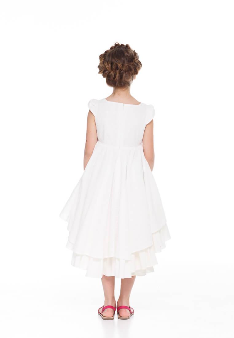 ... Миле сукня на дівчинку світла натуральні тканини ... aa8e9a2cc9daa