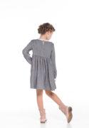 красивое и теплое платье на девочку