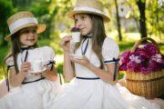 элегантное нарядное платье на девочку белое, летнее