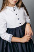 Елегантна шкільна сукня на дівчинку - 6-14 років