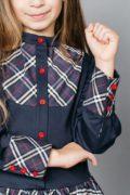 Красивая школьная форма на девочку - интернет-магазин детской одежды Malyna.ua