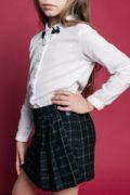 Классная юбочка на девочку - школьная форма для девочек