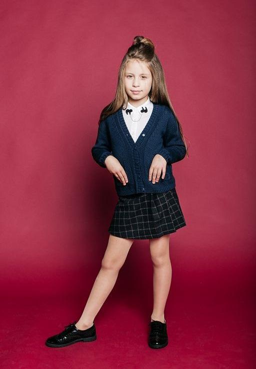 теплая школьная одежда