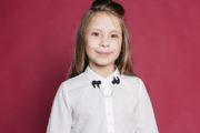 Стильний аксесуар для шкільного одгу - брошка лапки